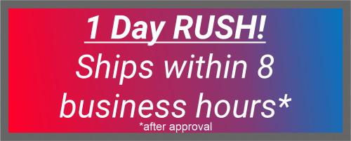 View our 1 day rush awards products