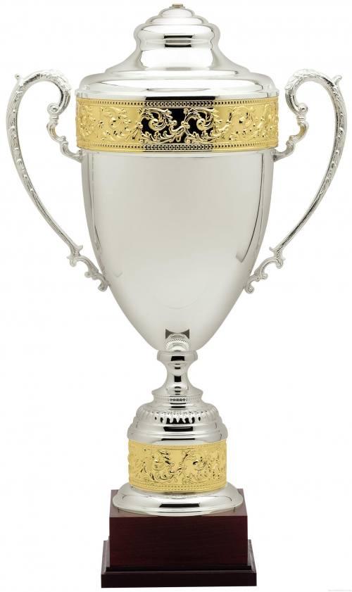 Avery Silver Italian Trophy Cup