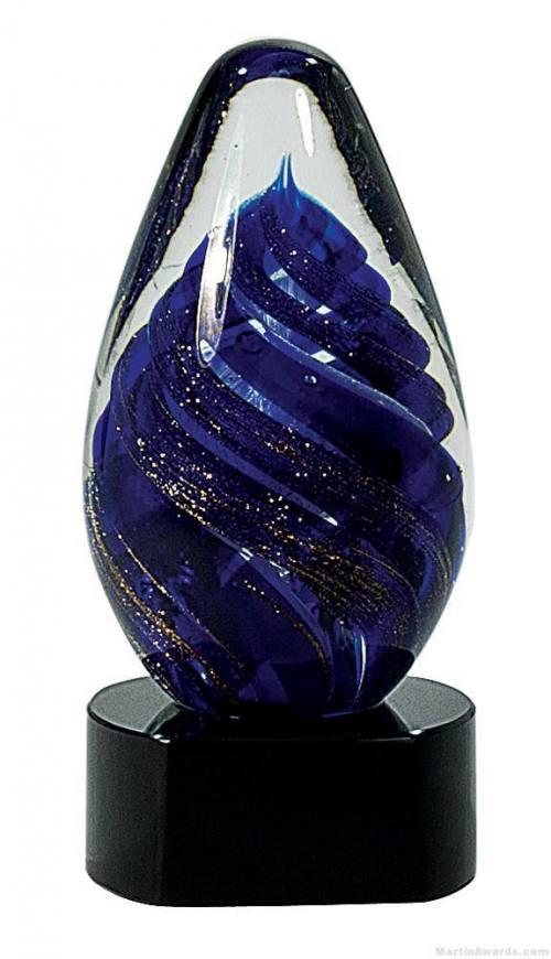 Blue Tears Art Glass Award