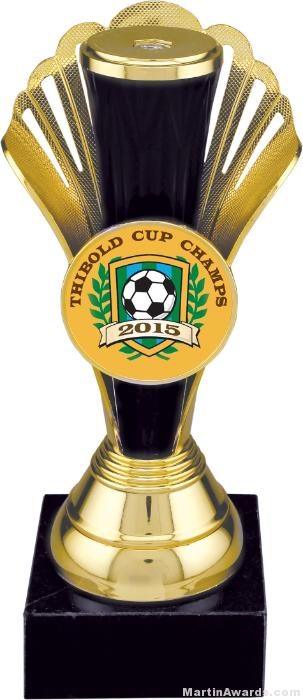 Soccer Trophy Cup 2015