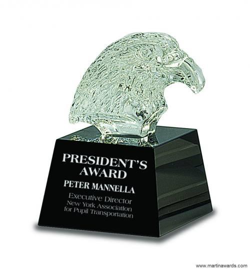 Crystal Eagle Head Award