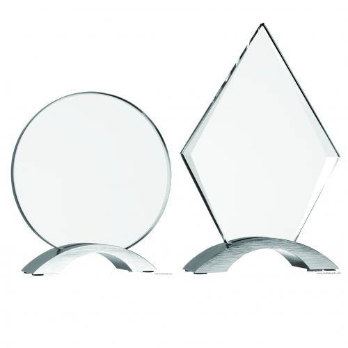 Cosmic Clear Acrylic Award