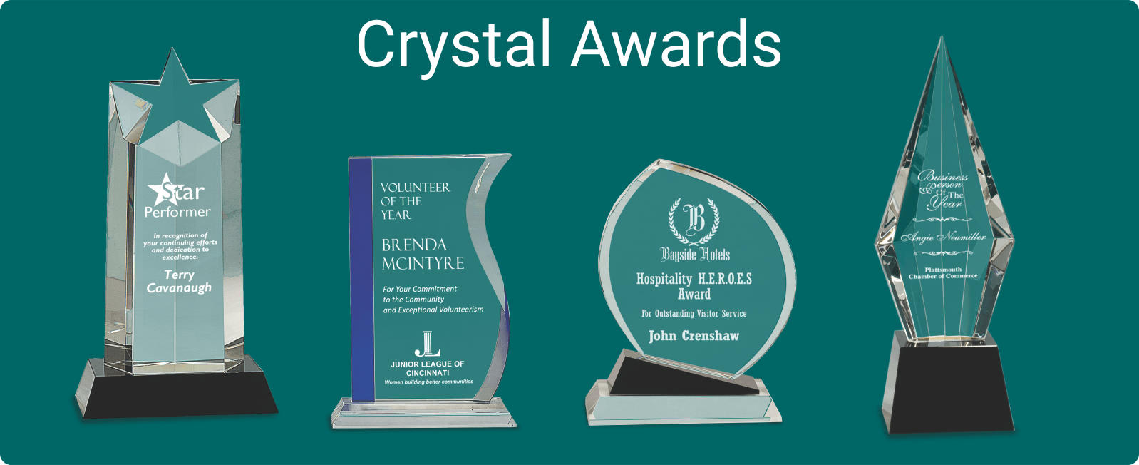 Crystal Awards