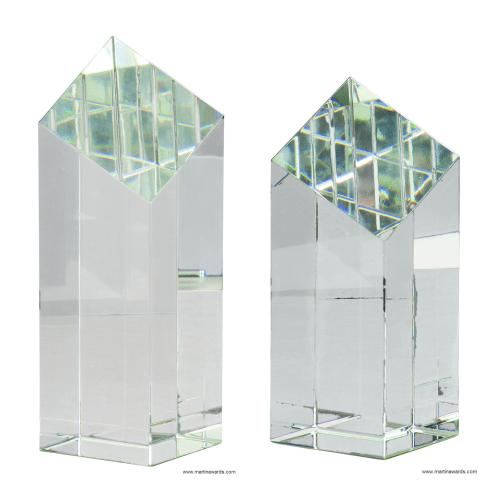 Diamond top Pillar Crystal