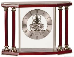 Grecian Dreams Piano Finish Clock