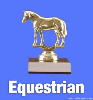 Equestrian Trophies