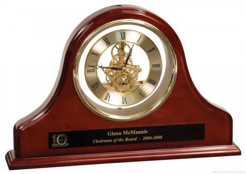 Grand Piano Mantel Clock