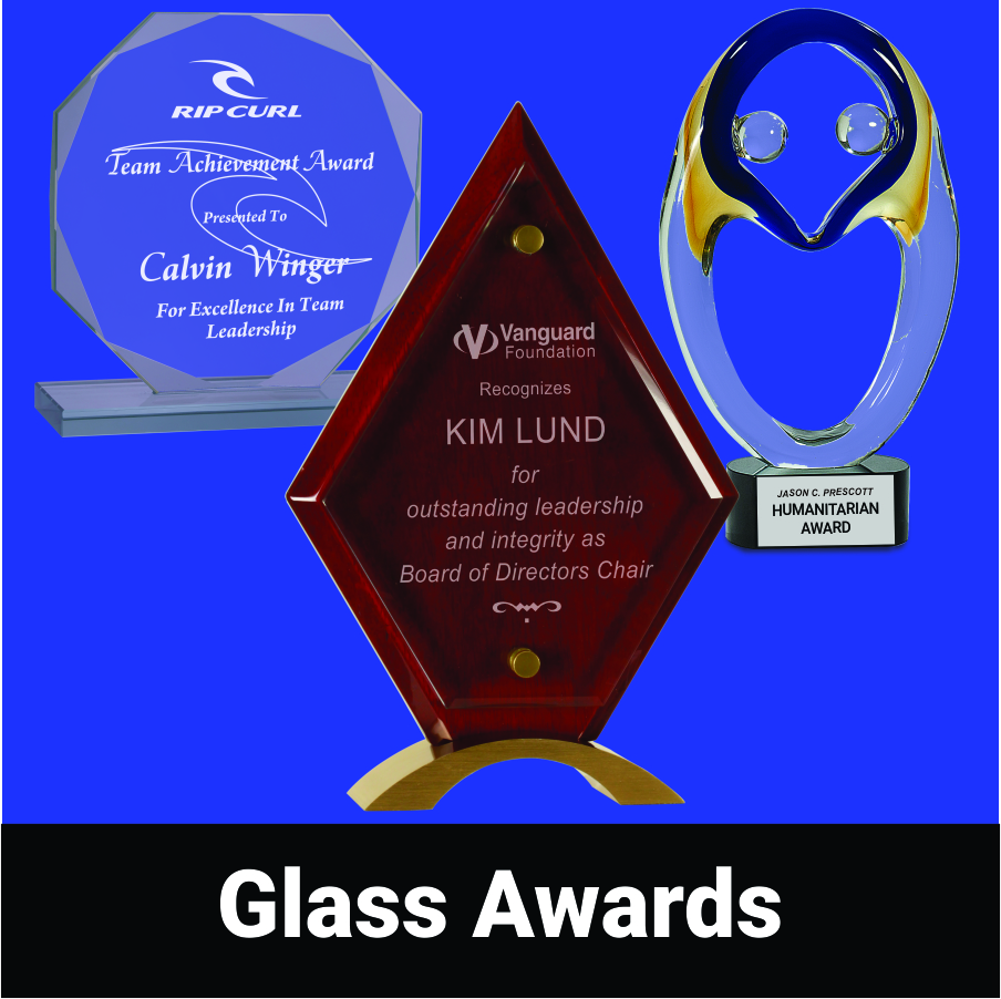 View our Glass Awards