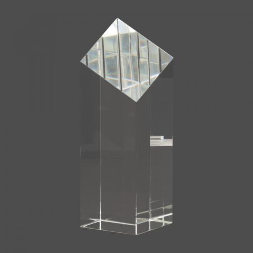 Crystal Diamond-Face Pillar