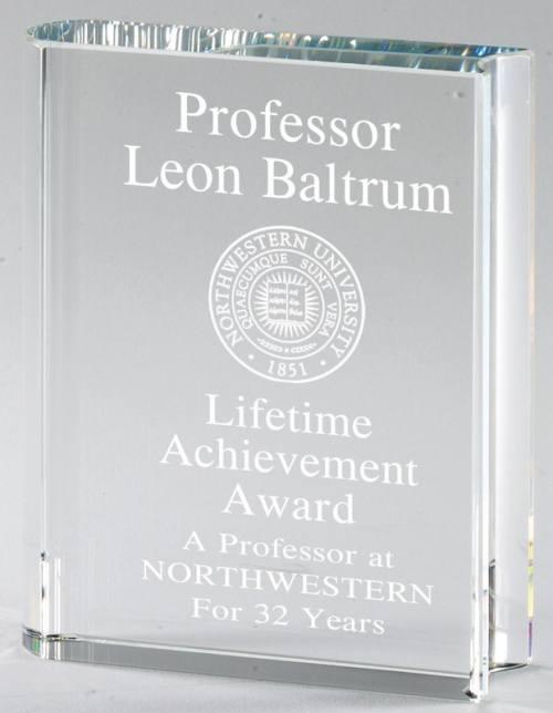 Crystal Book Award