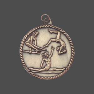Female Gymnastics Medal
