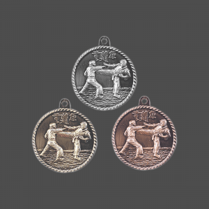 Karate Martial Arts Medal