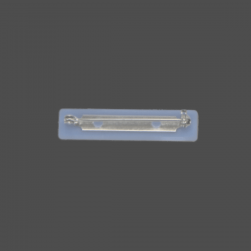 Pin Back Name Badge Attachment