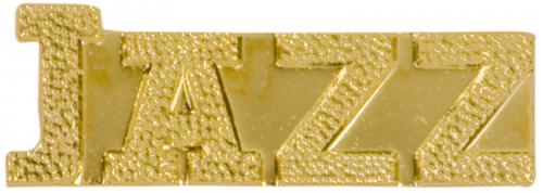 Jazz Lapel Pin