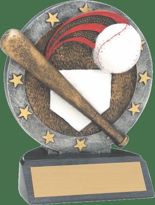 Short Baseball All Star Resin