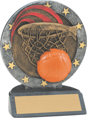 Short Basketball All Star Resin