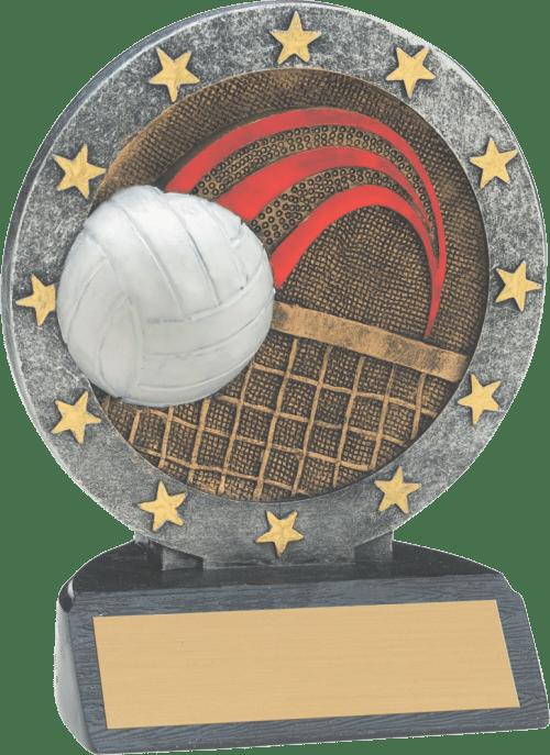 Short Volleyball All Star Resin