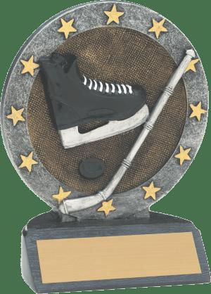 Short Hockey All Star Resin