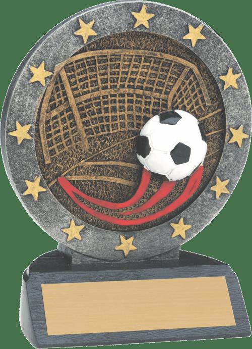 Short Soccer All Star Resin