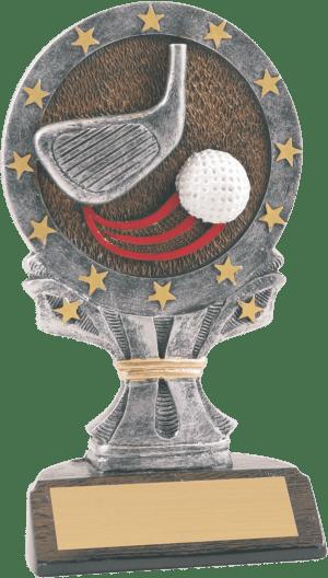 Taller Golf All Star Resin
