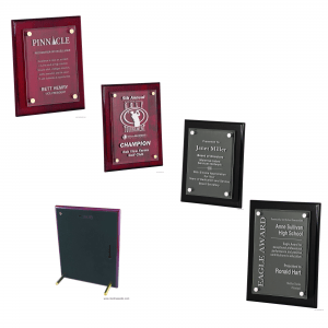 Piano Finish Floating Acrylic Awards