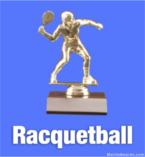 Racquetball Trophies