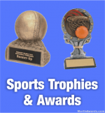 Sports Trophies and Awards