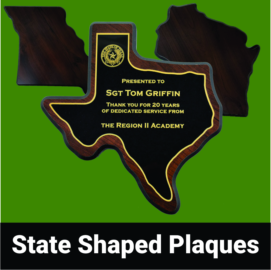 View our State Plaques