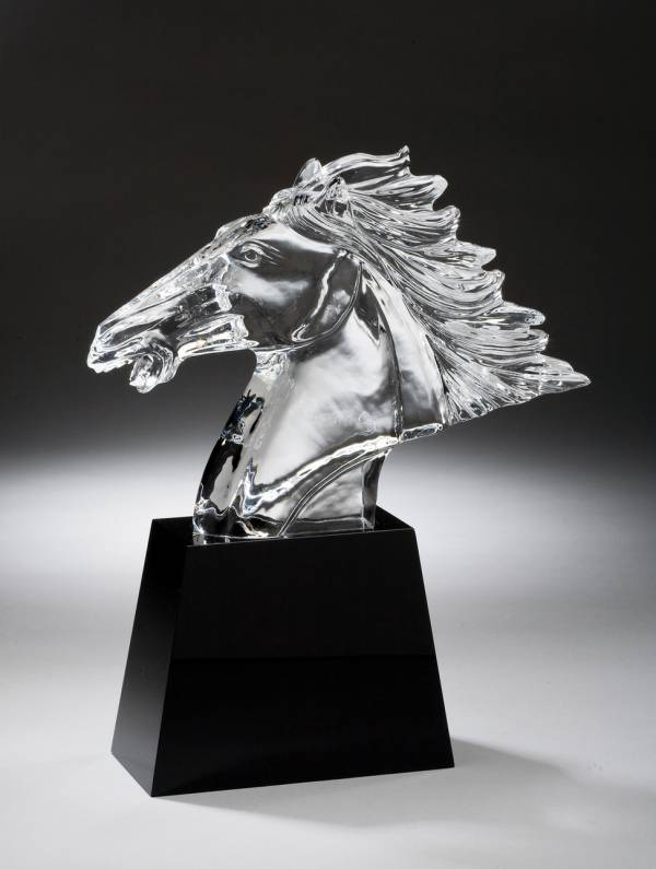 Crystal Horse Head MAD1300TCR