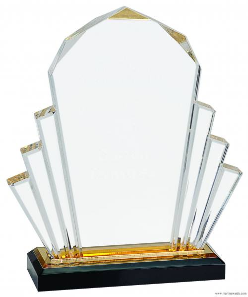 Faceted Impress Acrylic Awards