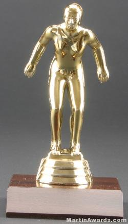 Female Swimmer Trophy 1
