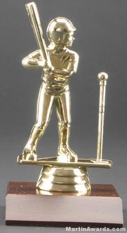 Female Tee Ball Trophy 1