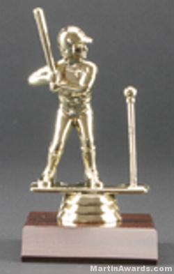 Male Tee Ball Trophy 1