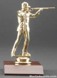 Trap Shooting Trophy