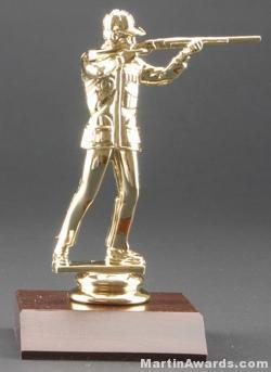 Trap Shooting Trophy 1