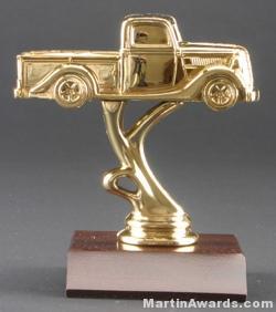 Pickup Truck Trophy