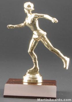 Female Figure Skater Trophies