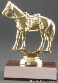 Western Horse Trophy