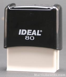 Ideal 80 Custom Rubber Stamps