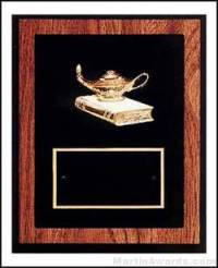 Trent Series Walnut Plaques with Sport Cast Relief