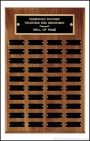 Perpetual Plaque – 40 Black Brass Plates 1