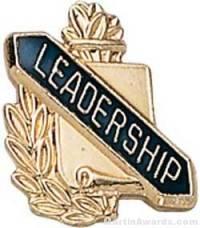 "3/8"" Leadership School Award Pins"