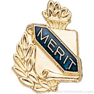 """3/8"""" Merit Award Pins"""