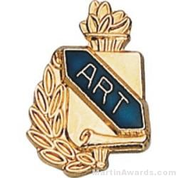 Art School Award Lapel Pins