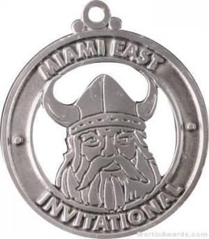 "1-1/2"" Custom Medals"