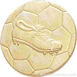 7/8″ Soccer Chenille Letter Insert Pins 1