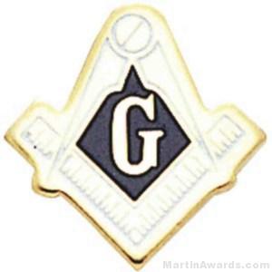 Masonic Enamel Lapel Pins