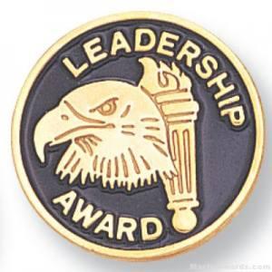 Leadership Award Lapel Pin