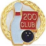 3/4″ Bowling Pin Enameled 500 Series 1