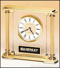 Versailles Desktop Clock